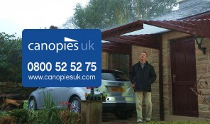 Canopies UK TV Commercial